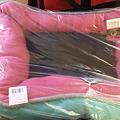 Photos: ベッドやキャリーバッグ入りの福袋
