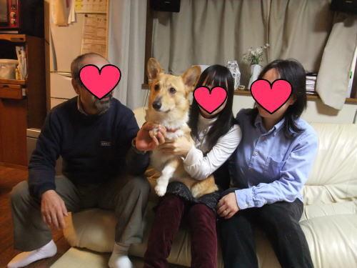 Photos: 元気の家族