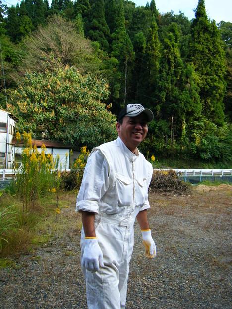 Photos: ハサがけ'09 (22)