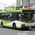 【国際興業】 6203号車