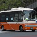 【東武バス】9909号車