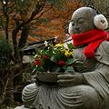 Photos: 花想い地蔵、明月院!