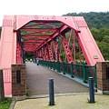 Photos: 支笏湖の鉄橋
