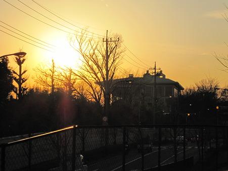 夕陽・プログラムAE