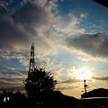 Photos: いつかの夕空♪