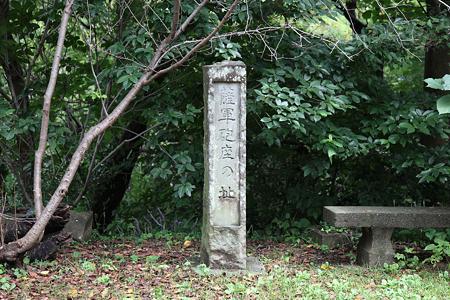 花岡山陸軍墓地・薩軍砲座の跡 - 09