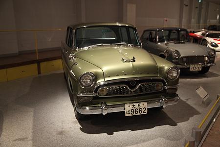 四国自動車博物館・トヨペットクラウン 1900 デラックスRS31型 - 20