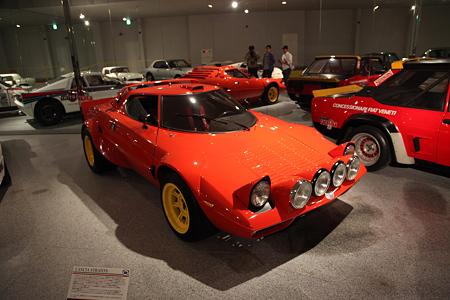 四国自動車博物館・LANCIA STRATO'S - 22