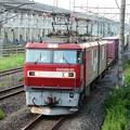 Photos: 金太郎81号機牽引高速貨物3058レ宇都宮貨物(タ)通過!
