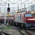 Photos: EH500-28+タキ1200形13B  安中貨物5097レ高崎1番通過