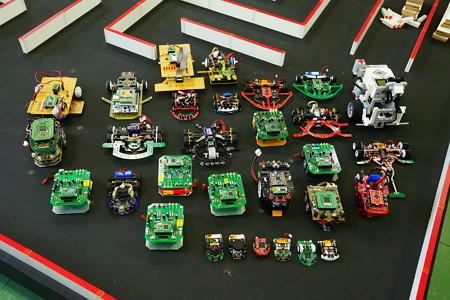 マイクロマウス金沢草の根大会2015