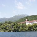 Photos: 夏の芦ノ湖からの外観
