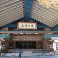 Photos: 110519-75出雲大社・神楽殿