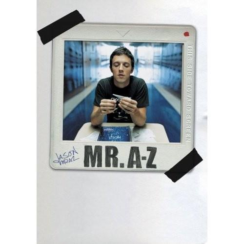 Jason Mraz - Mr.A-Z Limited Edition (Dual-Disc)_SS500_