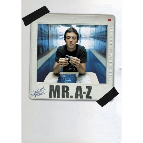 Jason Mraz - Mr.A-Z Limited Edition (Dual-Disc)_SS500_