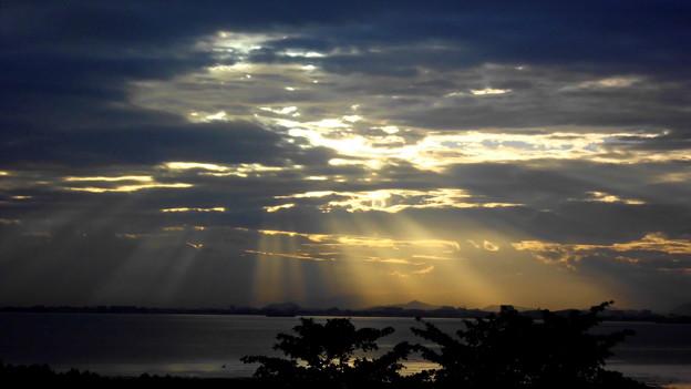海峡の朝景・2