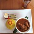 ニューオープンのレストラン(ランチセット)