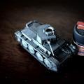 Photos: ドイツ軽戦車 38(t) E/F型