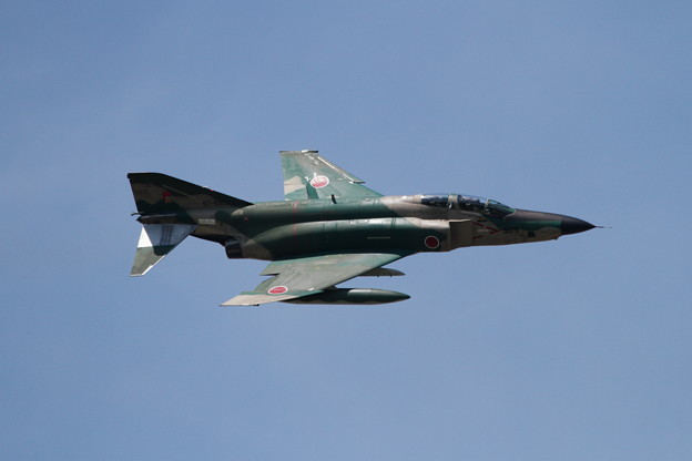 RF-4E 2015八雲機動飛行