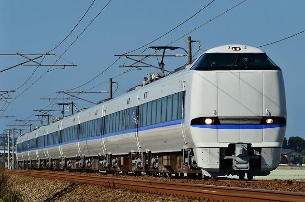 4028M 683系 リニューアル車