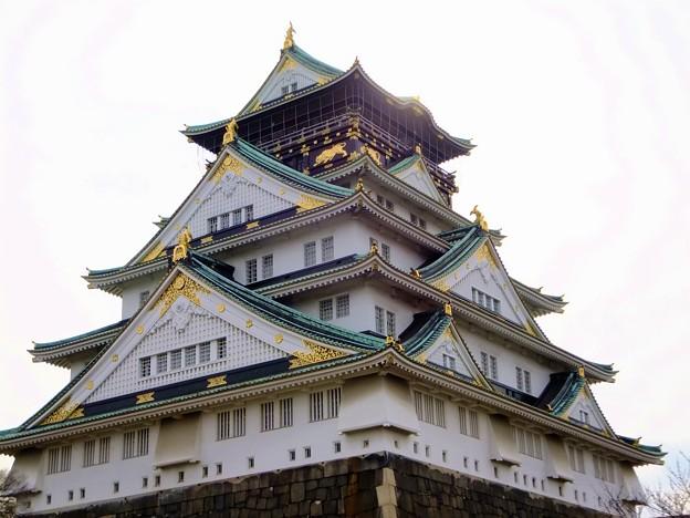 写真: 大阪城02