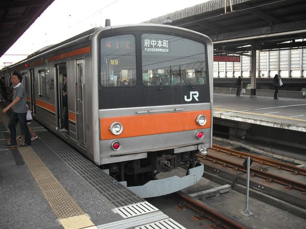 ケヨM9編成(南船橋)