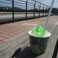 Photos: 福島競馬場 かき氷