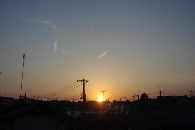 写真: 明日もきっと晴れ