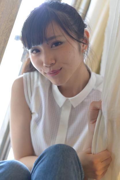 ~ チャンス ~ 仁藤りささん@WALL PAPER model撮影会
