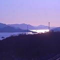 正月八日の瀬戸の海