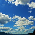 いい天気だなあぁ暑いけど。~糸崎の丘より~
