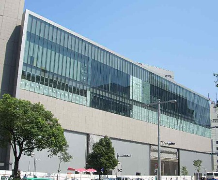ミッドランドスクエア 平成19年3月 グランドオープン予定-180815-1