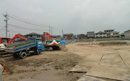 ドミー福岡店 2011年12月1日 開店予定で新築工事着工-230727-1