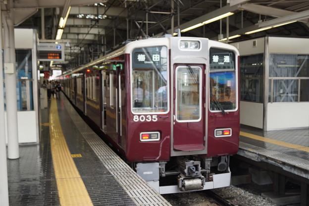 阪急8000系 8035F