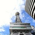 写真: 下町のタワー1