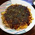 Photos: 中道のお好み焼き