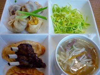 14モンゴル料理