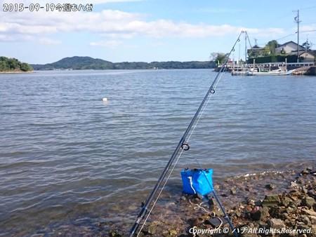2015-09-19今週もハゼ (1)