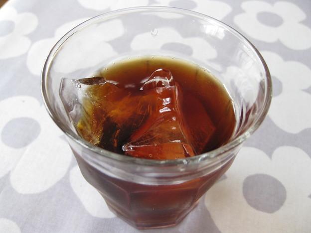 水出しのアイスコーヒー