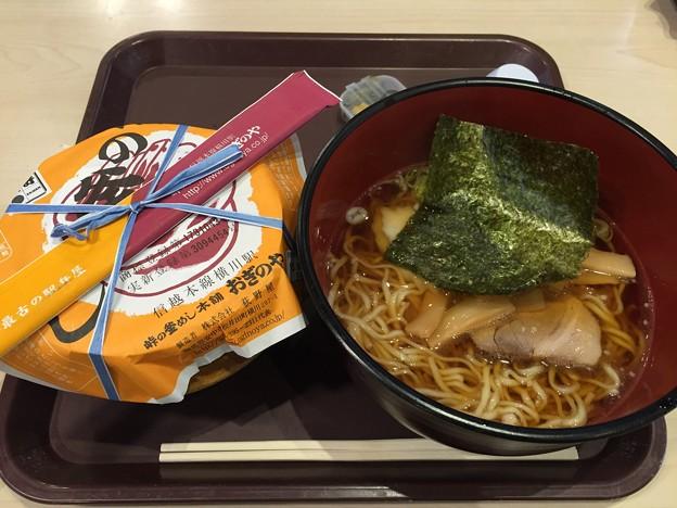 横川サービスエリア おぎのや・スナックコーナー(上信越道上り 横川SA)