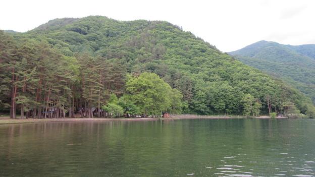 木崎湖(大町市)