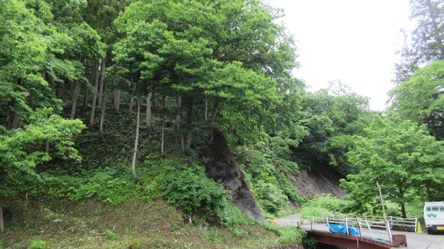 稲葉城(小谷村)
