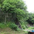Photos: 稲葉城(小谷村)