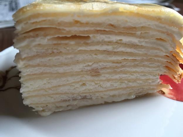 ドゥリエール 季節のミルクレープ 6月限定レアチーズ