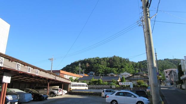 茶臼山城(松本市)