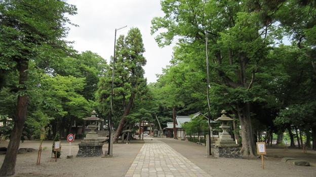 武水別神社(千曲市)