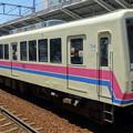 写真: 叡山電鉄800系