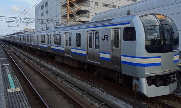 JR東日本横浜支社E217系 外房線快速(総武快速・横須賀線直通)