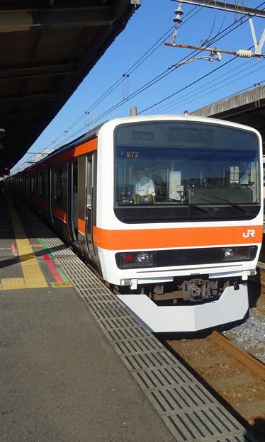 JR東日本千葉支社 武蔵野線209系500番台