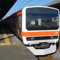 Photos: JR東日本千葉支社 武蔵野線209系500番台